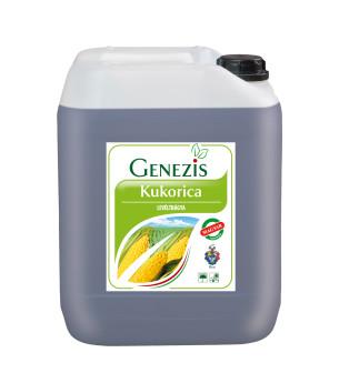Genezis, îngrășământ foliar pentru porumb