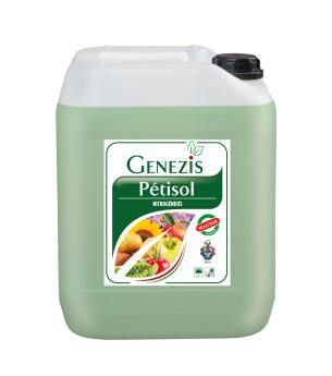 Genezis Pétisol îmbogățit cu azot