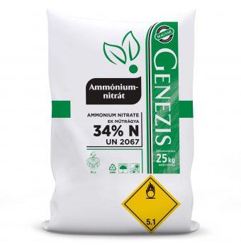 Genezis Azotat de amoniu